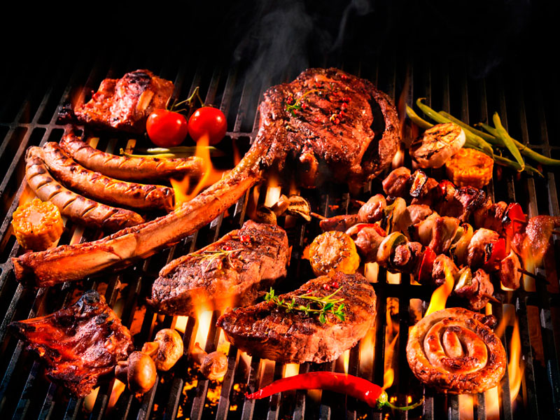 La Brasa del Coto | Carnes a la brasa